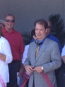 Gulfport Mayor Billy Hewes