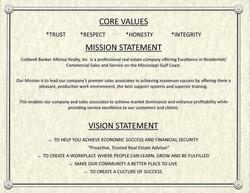 CB Alfonso's Mission Statement