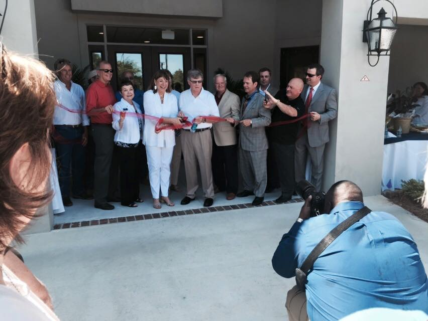 CB Alfonso Gulfport Ribbon Cutting