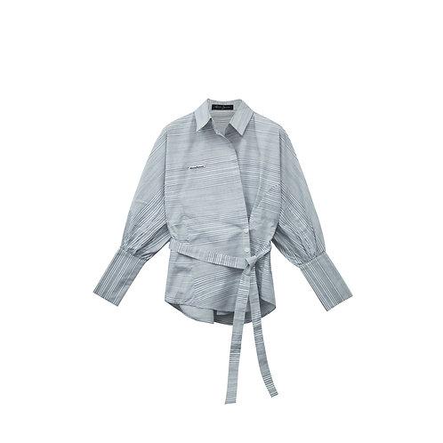 Aimme Sparrow 2020ss Striped Shirt