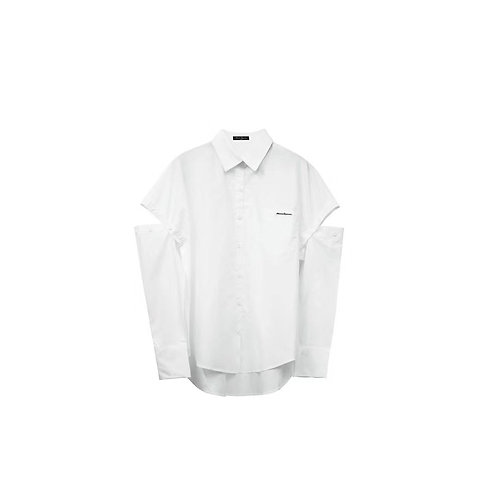 Aimme Sparrow 2020ss Hollow out Shirt