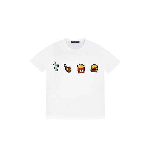 Aimme Sparrow 2020ss Mini Foodie Shirt