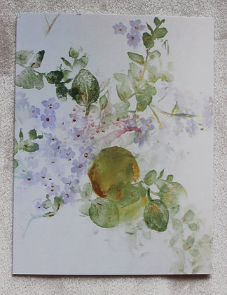 pear blossom bouquet