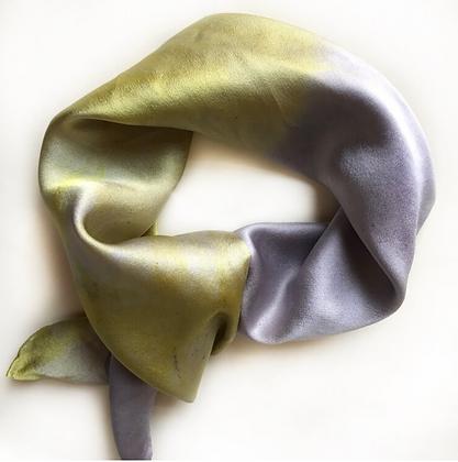"""wildflower neckerchief - 22""""x22"""""""