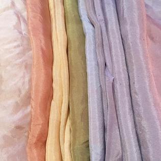 botanical dye rainbow