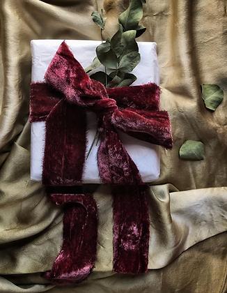 silk velvet: winter to spring