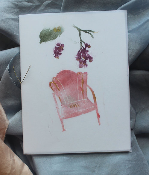 grapes & chair