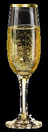 Champagner Glas