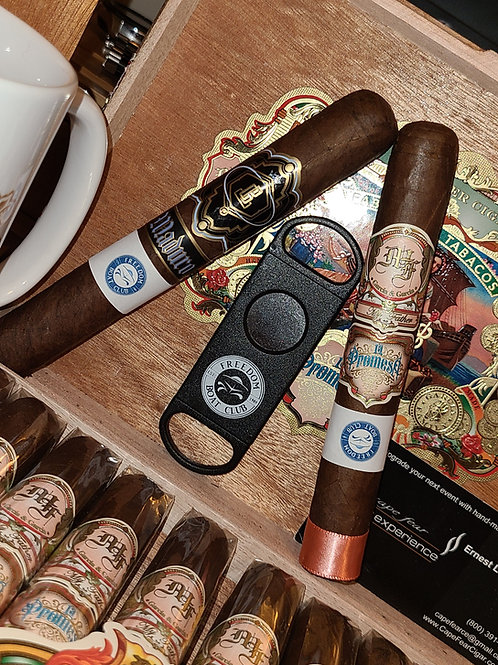 Freedom Boat Club Cigar Event Pack