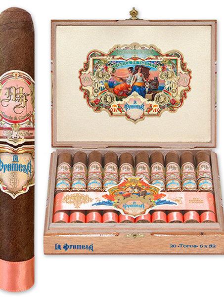 My Father Cigars La Promesa 6x52 Toro