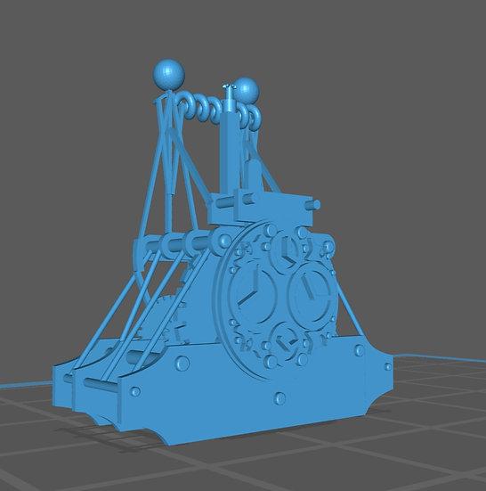 【3Dデータ】クロノメーター1号(簡易版) ジョンハリソン