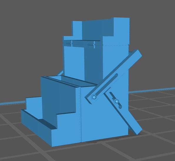 【3Dデータ】スパイスボックス 1/24サイズ