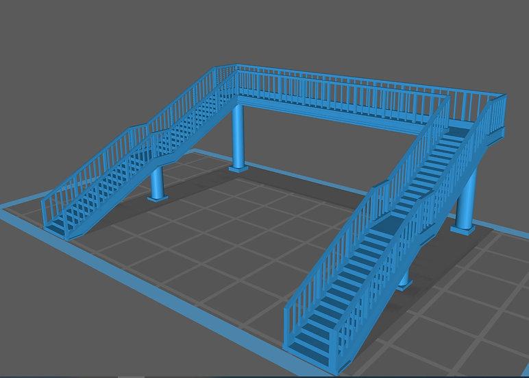 【3Dデータ】歩道橋
