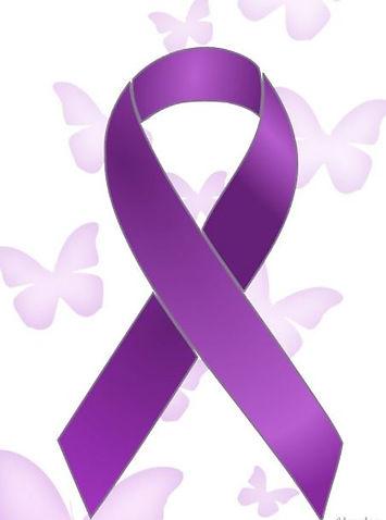 Purple Ribbon Butterfly background.JPG