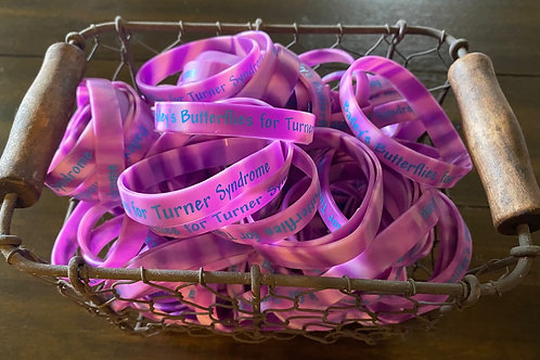 Silicone Awareness Bracelet
