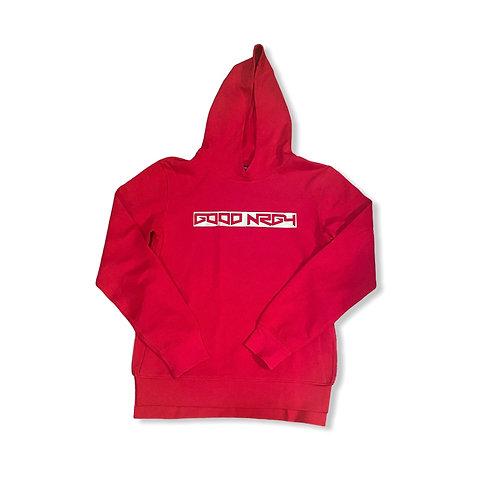 Good NRGY Sidezip hoodie