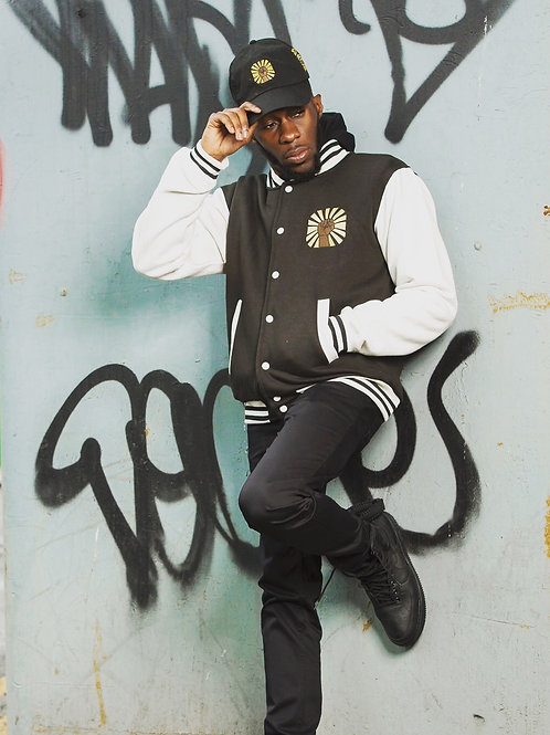 "The Urban Conscious X Good NRGY ""Unity"" Varsity sweater"