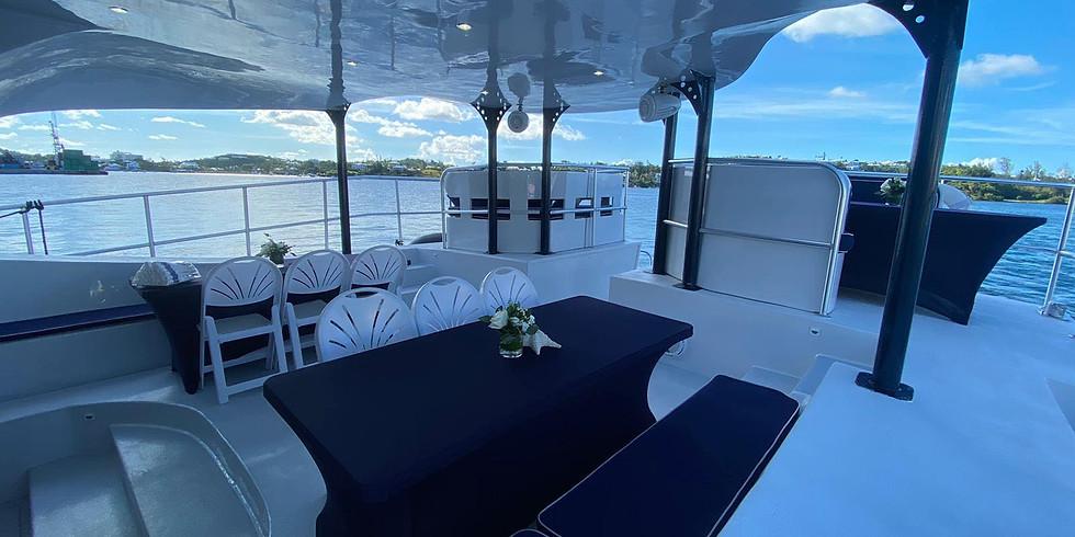 Sunset Dinner Cruise Thursday 12th November 6:00pm-9:00pm