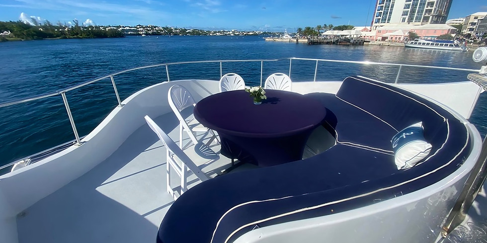 Sunset Dinner Cruise Wednesday 7th October 6:00pm-9:00pm