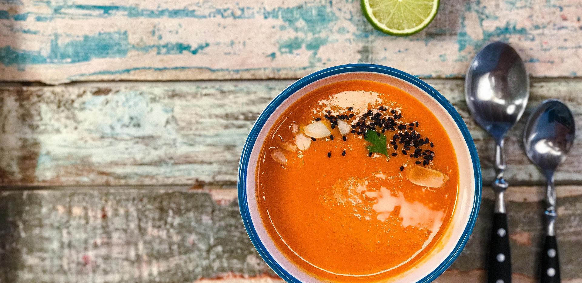 Detox Soup. Yummy