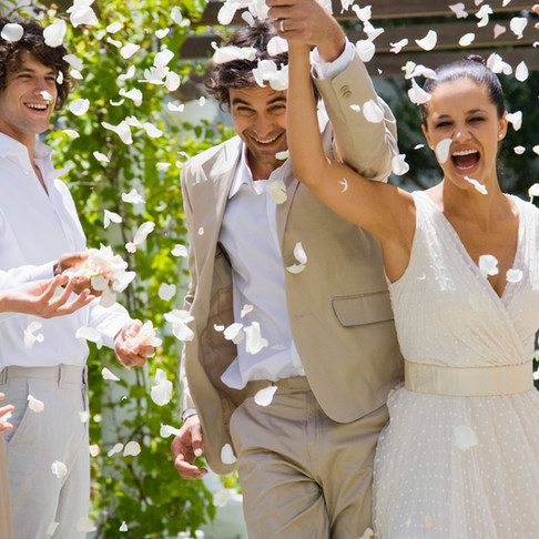 Why small destination weddings are trending