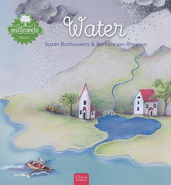 www water, willewete, illustration, barbara van rheenen illustratie