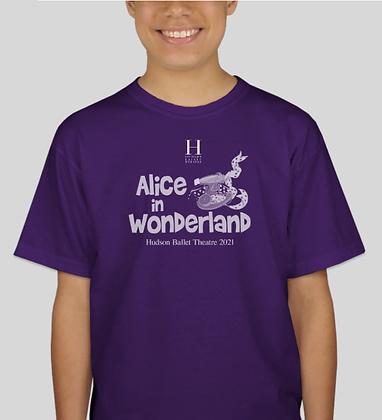 Alice in Wonderland 2021 T-shirt