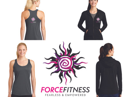 We have Force Fitness TANKS and HOODIES!