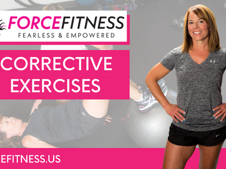 Corrective exercises = answers