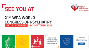 21st World Congress of Psychiatry goes virtual - deadline for abstract submission extended