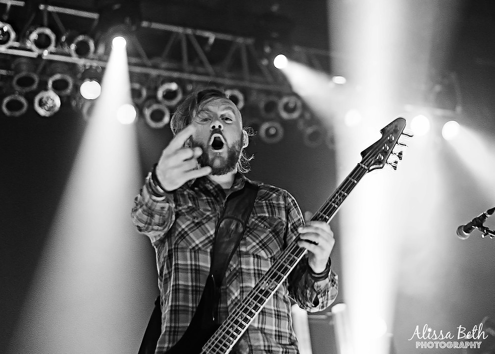 Seether Rock Band
