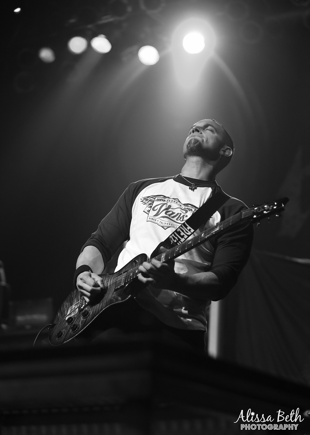Mark Tremonti of Creed and Alterbridge