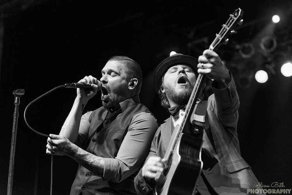 Brent Smith and Zach Meyers- Shinedown