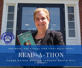 Read-a-thon for One Book, One School