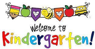 Information for Incoming Kindergarteners