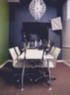 Podcast Room in Hillcrest San Diego