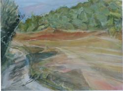 Road at Mezzano