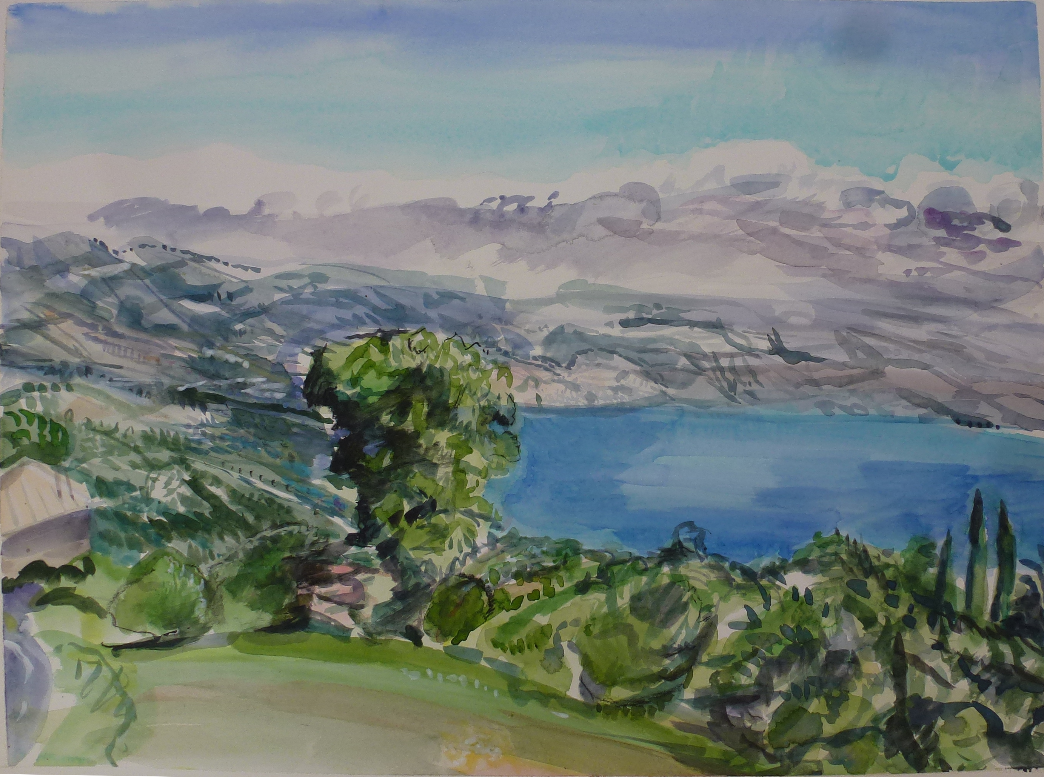 lake bolsena