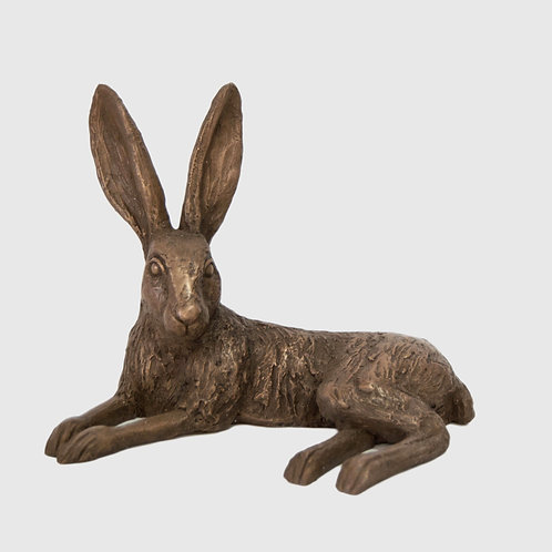 Miniature Hare Sculpture
