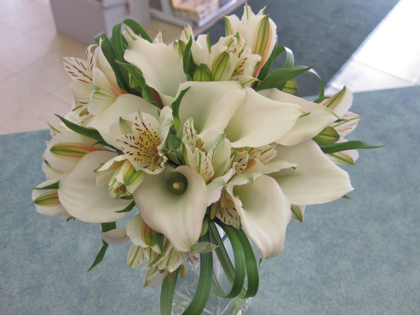 Lily Wedding Flowers