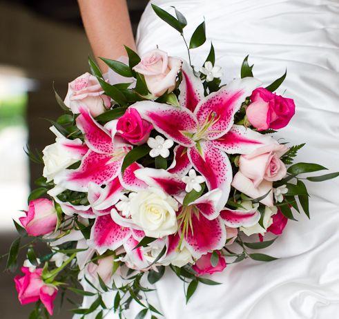 Lily Bridal Bouquet
