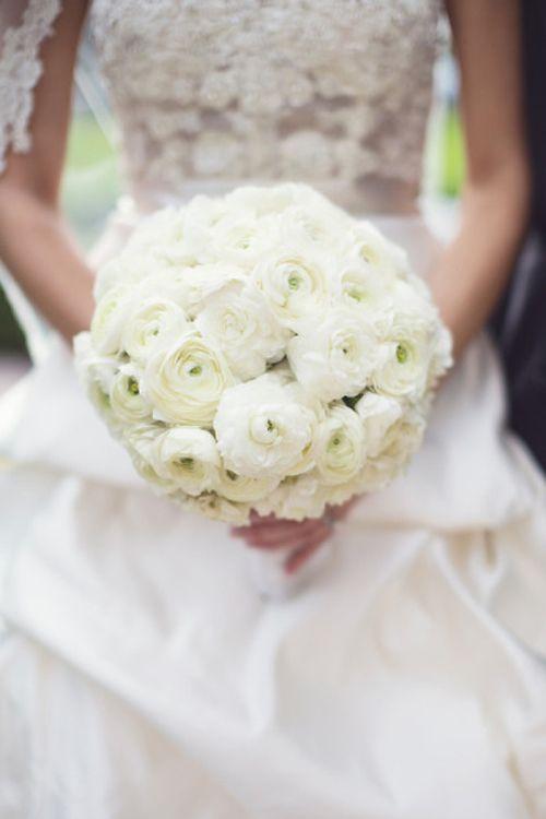 Ranunculus Bridal Bouquet