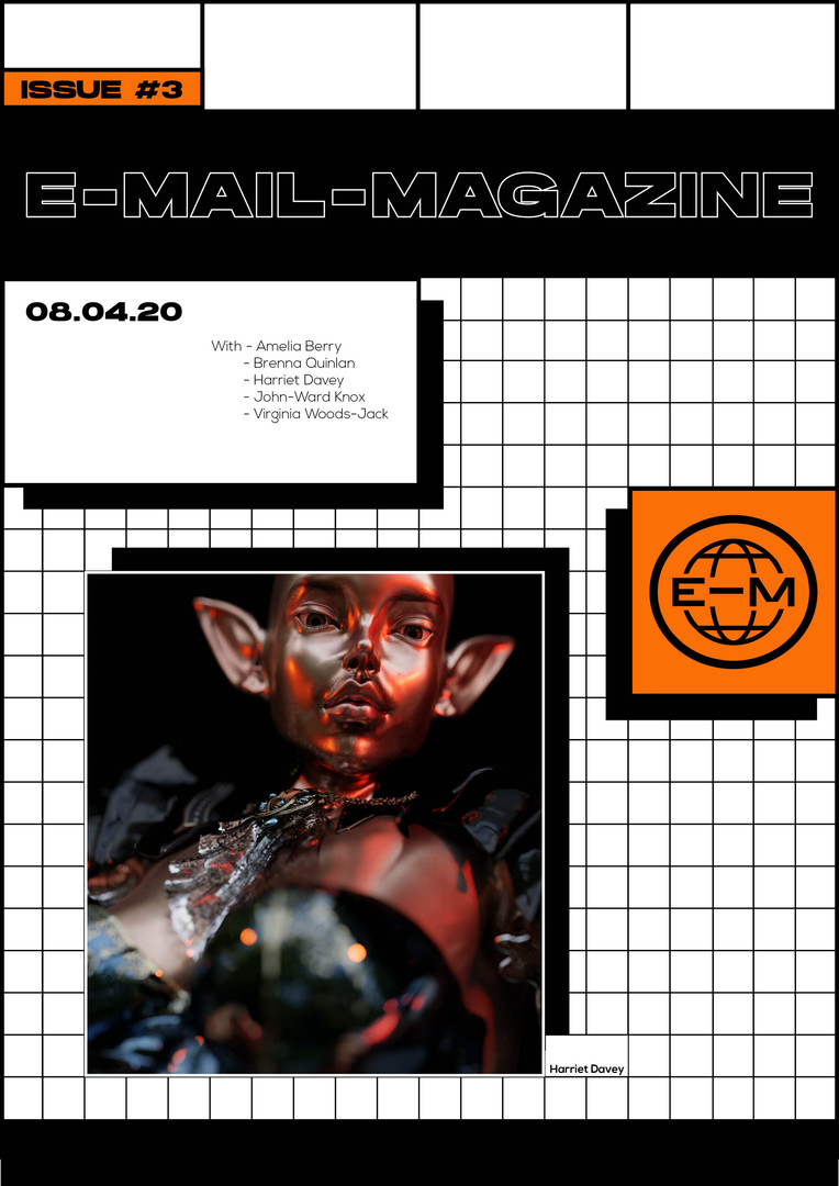 E-MAIL MAGAZINE ISSUE #3