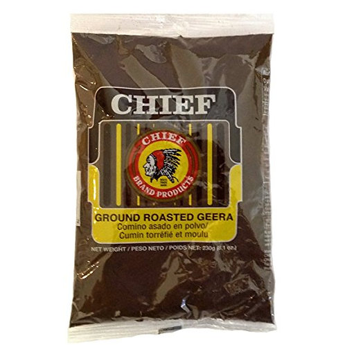 Chief Roasted GEERA 230g (8oz)