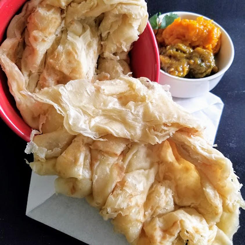Ultimate Trinidadian Vegetarian Roti Workshop (1)