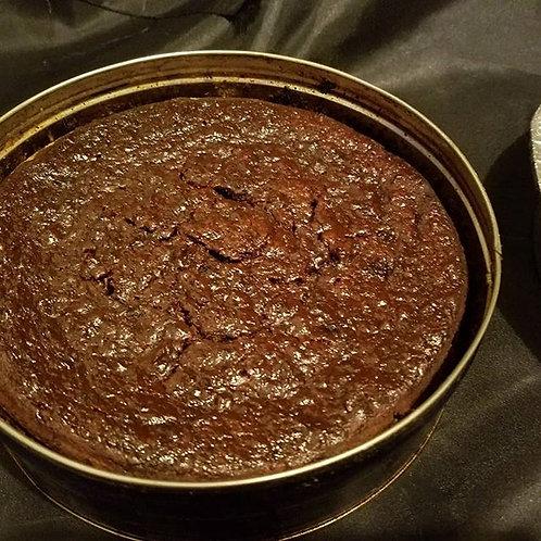 Trinidad Style Black Cake/