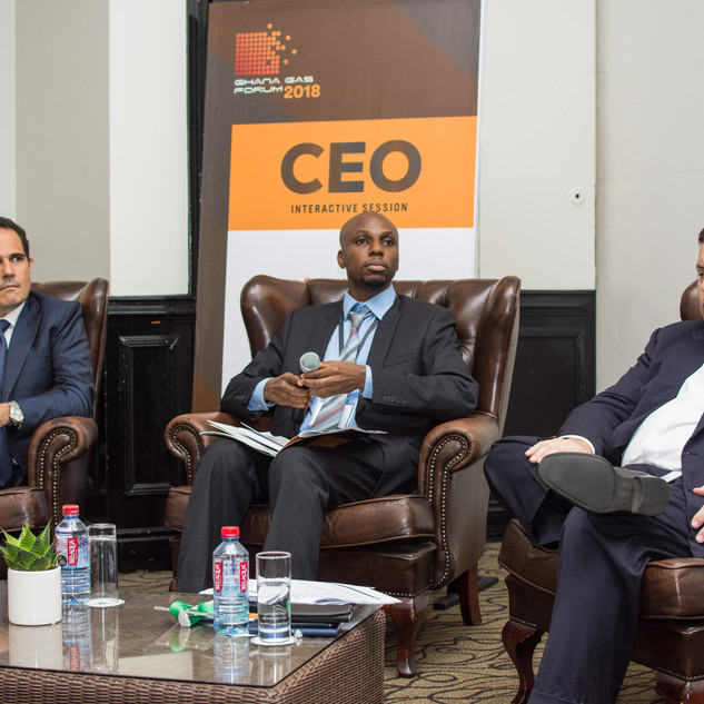 GGF2018 CEO Interactive Session