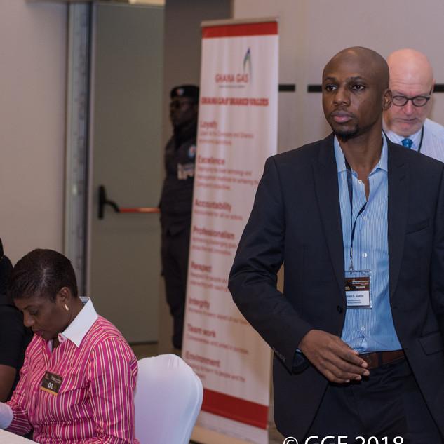 GGF2018 Executive Committee (Head)