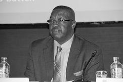 Dr. Ben Asante, C.E.O of Ghana National Gas Company
