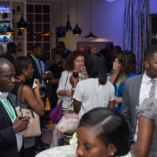 GGF2018 Roundup Networking Event